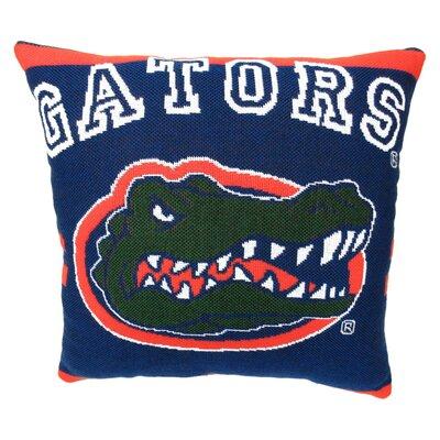 NCAA University of Florida Throw Pillow