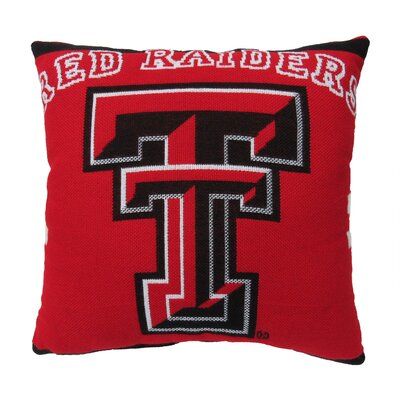 NCAA Texas Tech University Throw Pillow