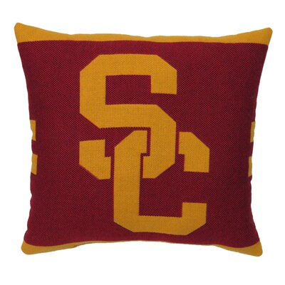 NCAA USC Throw Pillow