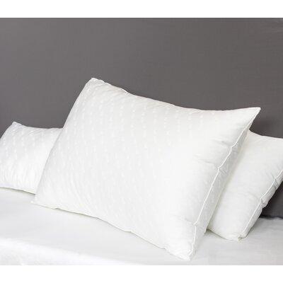 Belote Fiber Standard Pillow Size: 6 H x 28 W x 20 D
