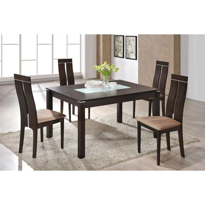 Global Furniture USA Extendable Dining Table