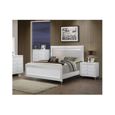 Catalina Panel Customizable Bedroom Set