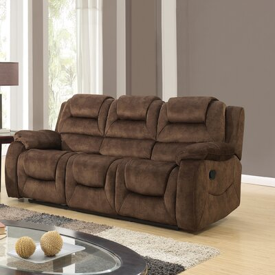 U97370 – D097 – RS GQ3592 Global Furniture USA Reclining Sofa