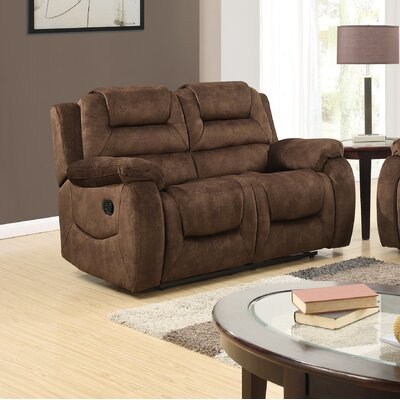 U97370 – D097 – RLS GQ3593 Global Furniture USA Reclining Loveseat