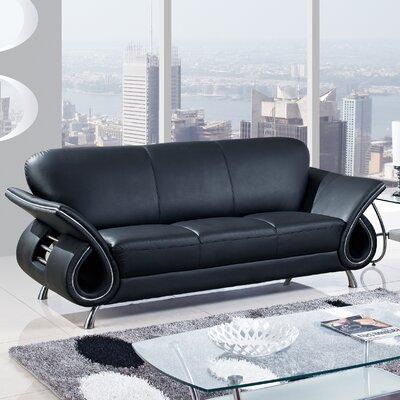 Sofa Finish: Black