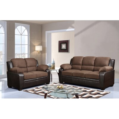 Global Furniture USA U880018KD-MF-S(M) Living Room Collection
