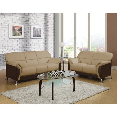 Global Furniture USA U9103-CAPP/CHOC-S(M) Living Room Collection