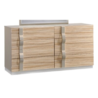 Grace 6 Drawer Dresser