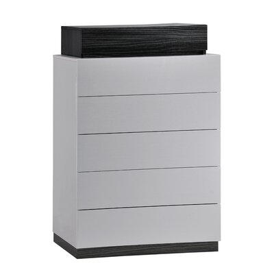 Lexi 5 Drawer Chest