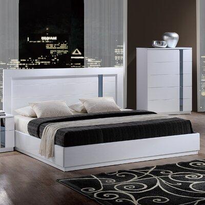 Jody Panel Bed Size: Queen
