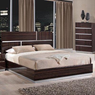 Tribeca Platform Bed Size: Queen