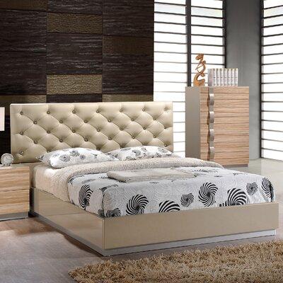 Grace Platform Bed Size: King