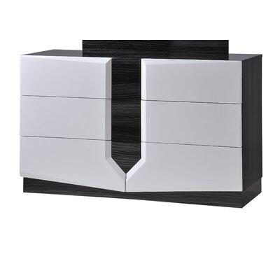 Hudson 7 Drawer Dresser