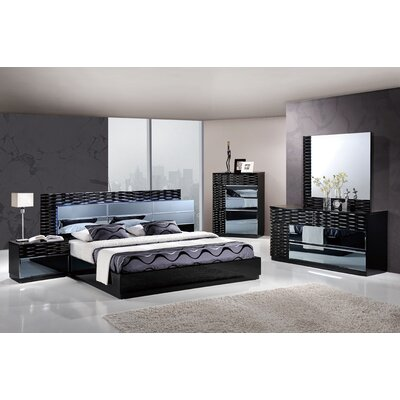 Manhattan Panel Customizable Bedroom Set