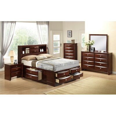 Treadwell Platform Configurable Bedroom Set