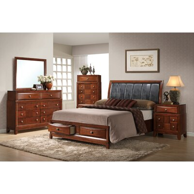 Oasis Platform Bed Customizable Bedroom Set