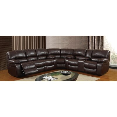 U8122(2007)-RV-SECTIONAL(M) Global Furniture USA Sectionals