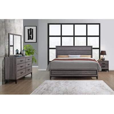 Jerold Panel Configurable Bedroom Set