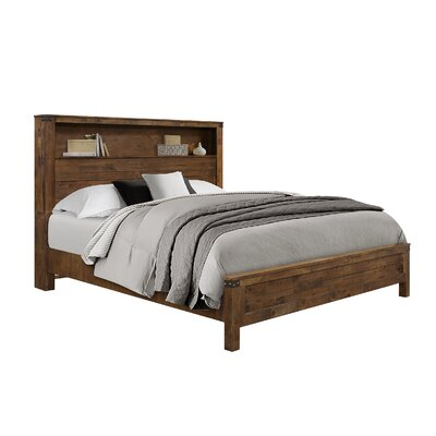 Okediran Storage Panel Bed Size: King