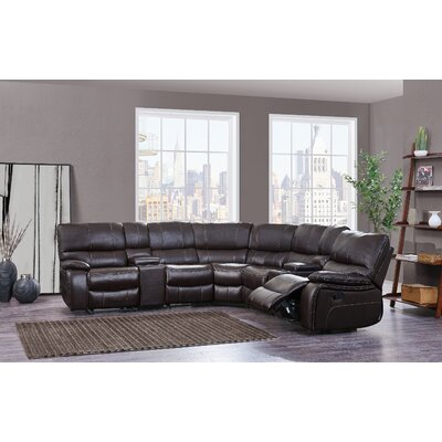 Yoni Reclining Sectional