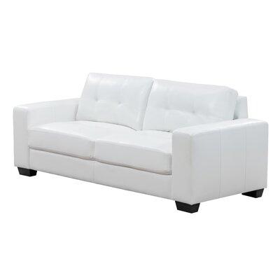 Lechuga Sofa Upholstery: White