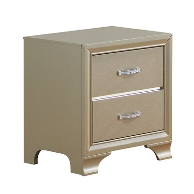 Royalton 2 Drawer Nightstand