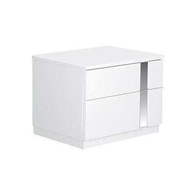 Jody 2 Drawer Nightstand