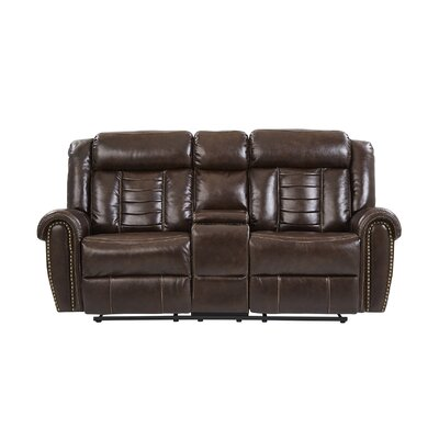 Montague�Reclining Loveseat