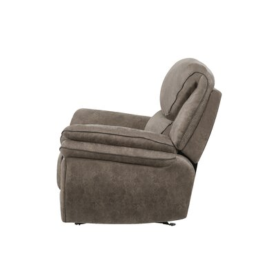 Garty Extra Plush Manual Glider Recliner