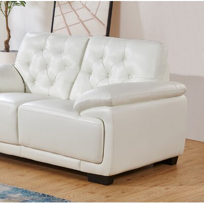 Richeson Tufted Loveseat