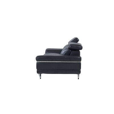 Anthonyson Adjustable Headrest Sofa