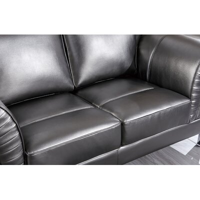 Applegate Shell Design Arm Sofa
