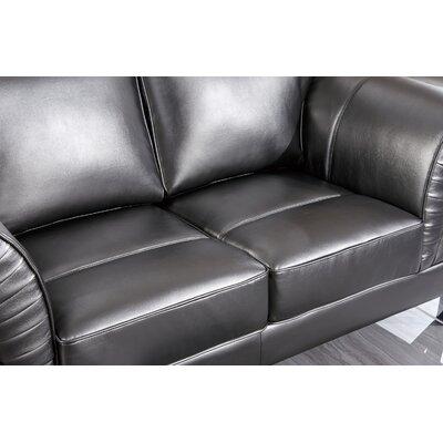 Applegate Shell Design Arm Sofa