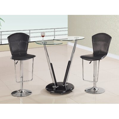 Rent to own Christina Bar Stool (Set of 2) Colo...