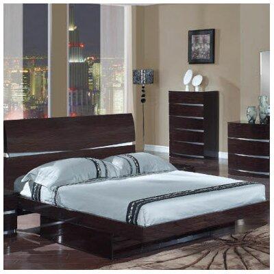 Furniture USA Aurora Platform Bedroom Collection Bedroom Set Mart