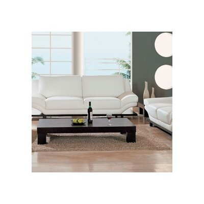 Global Furniture G020 Modern Low Profile Platform Bed