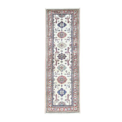 Runner 27 x 81 One-of-a-Kind Latimore Super Oriental Hand-Knotted Area Rug