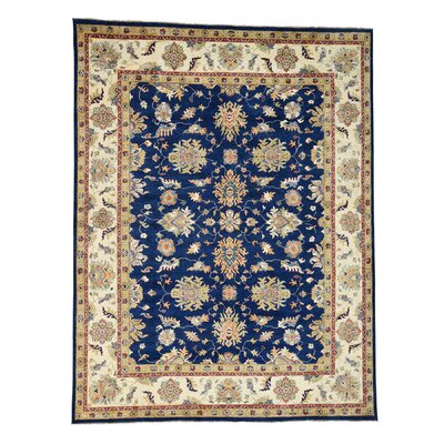 Rectangle 810 x 117 One-of-a-Kind Tillman Special Mahal Hand-Knotted Area Rug