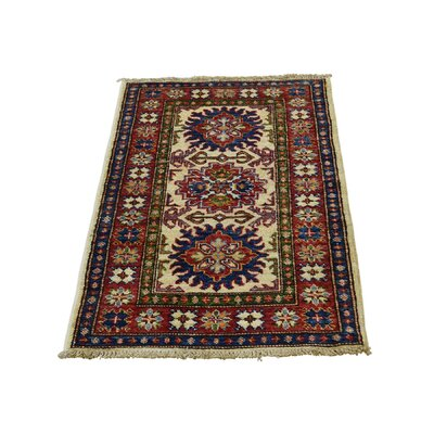 Rectangle 110 x 210 One-of-a-Kind Tillman Super Oriental Hand-Knotted Area Rug