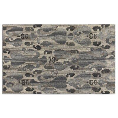 Sepino Gray Rug Rug Size: 5 x 8