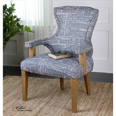 Citographie Linen Armchair