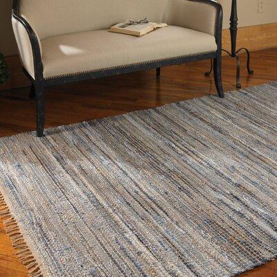 Braymer Blue Area Rug Rug Size: 8 x 10
