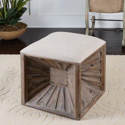 Jia Cube Ottoman