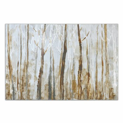 Mystic Forest Canvas Painting 35306