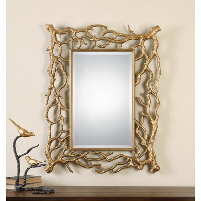 Sequoia Tree Branch Mirror 08131