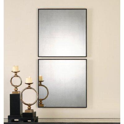 Furniture-Uttermost Matty Square Mirror