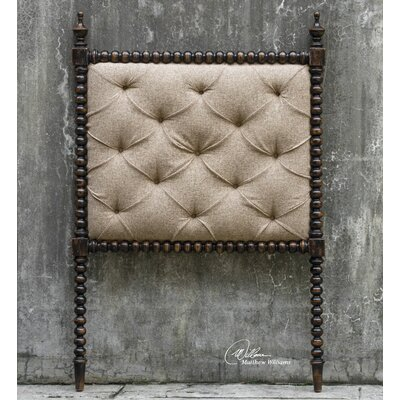Andaluz Twin Wood Headboard