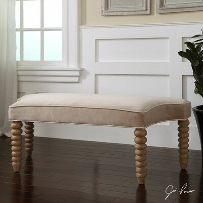 Parlan Upholstered Bedroom Bench