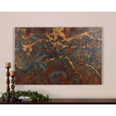 Stormy Night Canvas Art by Grace Feyock