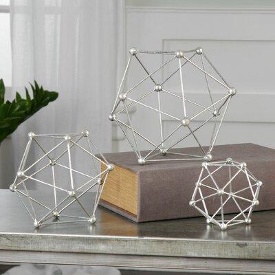 Brayden Studio Decorative 3 Piece Accessories Set
